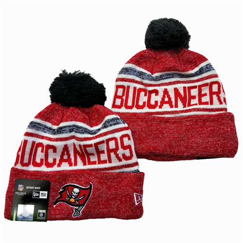 NFL Tampa Bay Buccaneers New Era 2019 Knit Hats 013
