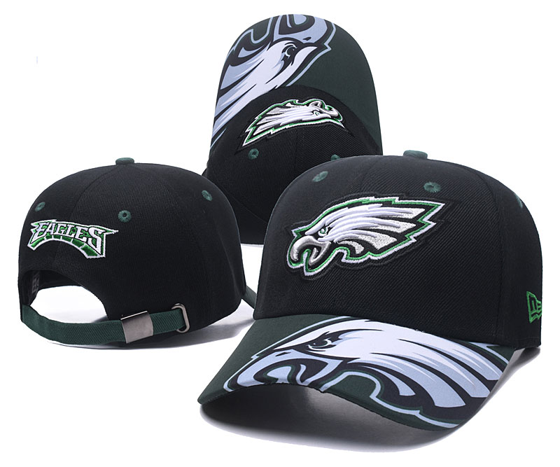 NFL Philadelphia Eagles Stitched Snapback Hats 005