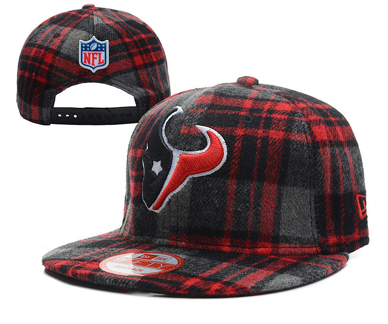NFL Houston Texans Stitched Snapbcack Hats 006
