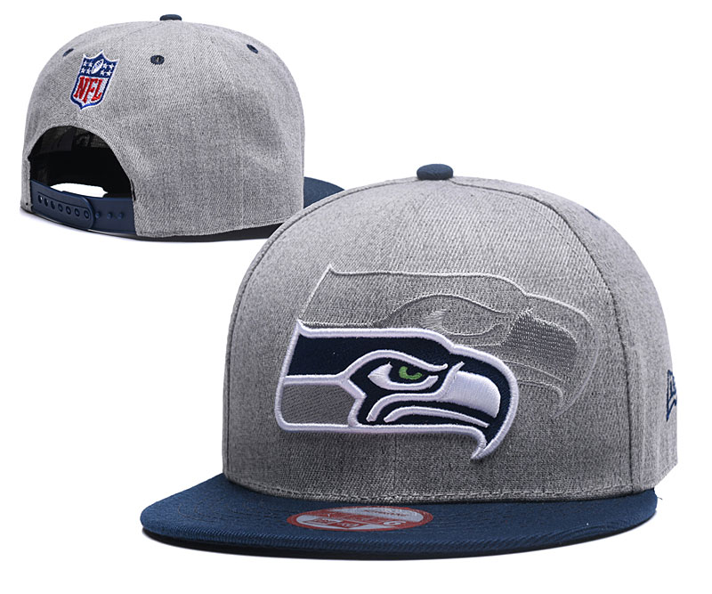 NFL Seattle Seahawks Stitched Snapback Hats 006