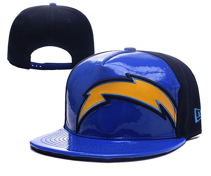 NFL Los Angeles Chargers Stitched Snapback Hats 006