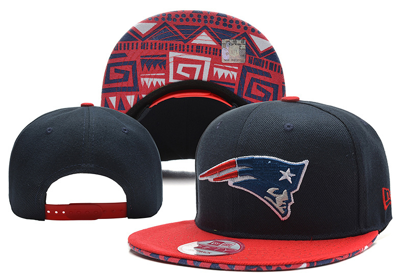 NFL New England Patriots Stitched Snapback Hats 006