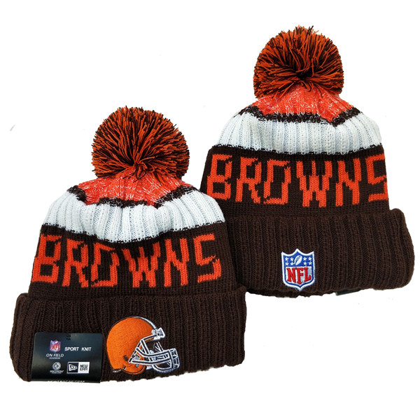 NFL Cleveland Browns Knit Hats 017