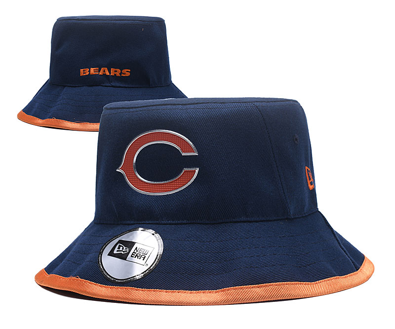 NFL Chicago Bears 2019 Stitched Snapback Hats 049