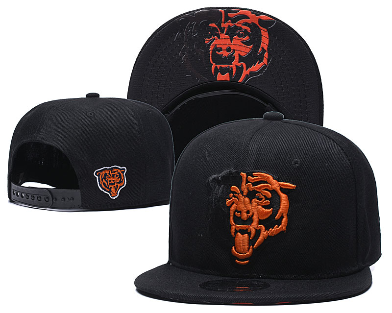 NFL Chicago Bears Stitched Snapback Hats 002