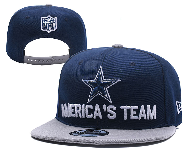 NFL Dallas Cowboys Stitched Snapback Hats 047