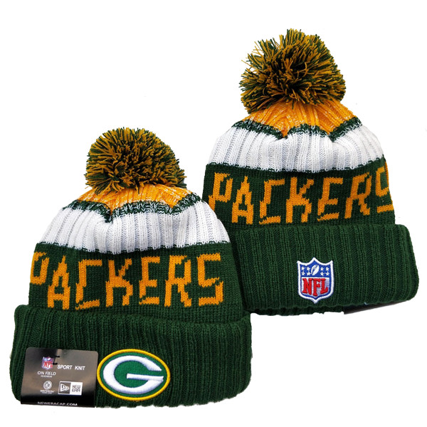 NFL Green Bay Packers Knit Hats 081