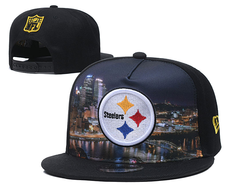 Pittsburgh Steelers Stitched Snapback Hats 053