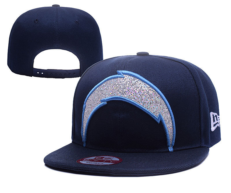 NFL Los Angeles Chargers Stitched Snapback Hats 007