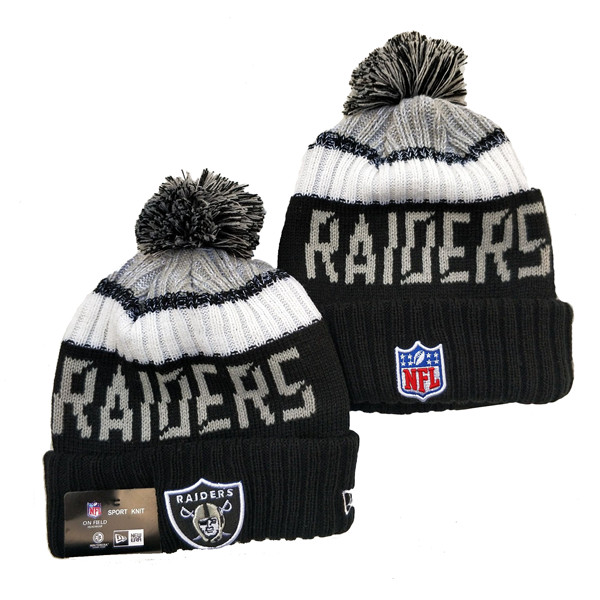 NFL Las Vegas Raiders Knits Hats 022