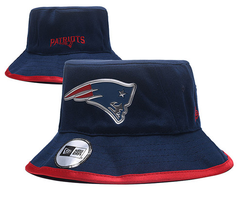 NFL New England Patriots Stitched Bucket Fisherman Hats 0058