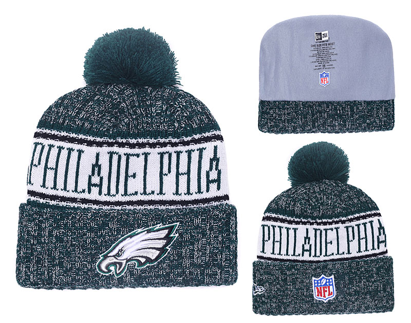 NFL Philadelphia Eagles Stitched Knit Hats 023