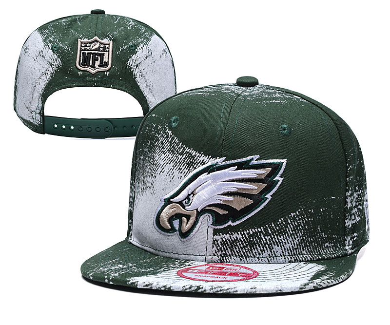 NFL Philadelphia Eagles Stitched Snapback Hats 018