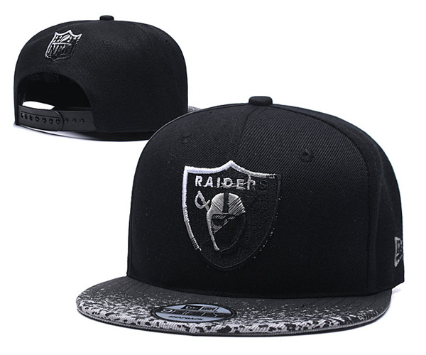NFL Oakland Raiders Stitched Snapback Hats 022