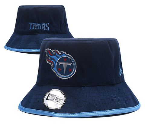 NFL Tennessee Titans Stitched Bucket Fisherman Hats 014