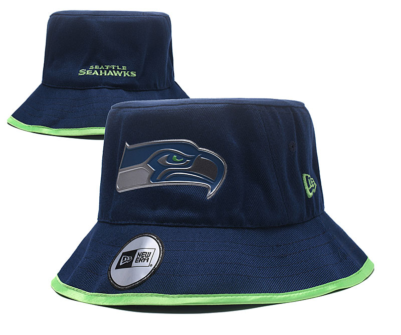 NFL Seattle Seahawks Stitched Bucket Fisherman Hats 055