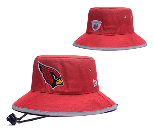 NFL Arizona Cardinals Stitched Bucket Fisherman Hats 022
