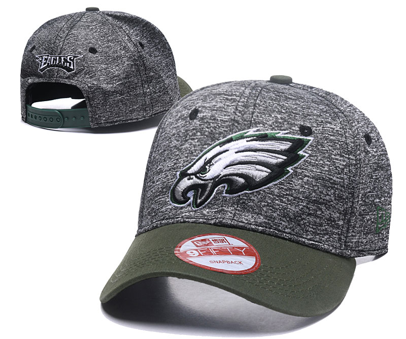 NFL Philadelphia Eagles Stitched Snapback Hats 008