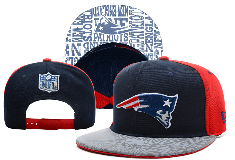 NFL New England Patriots Stitched Snapback Hats 009