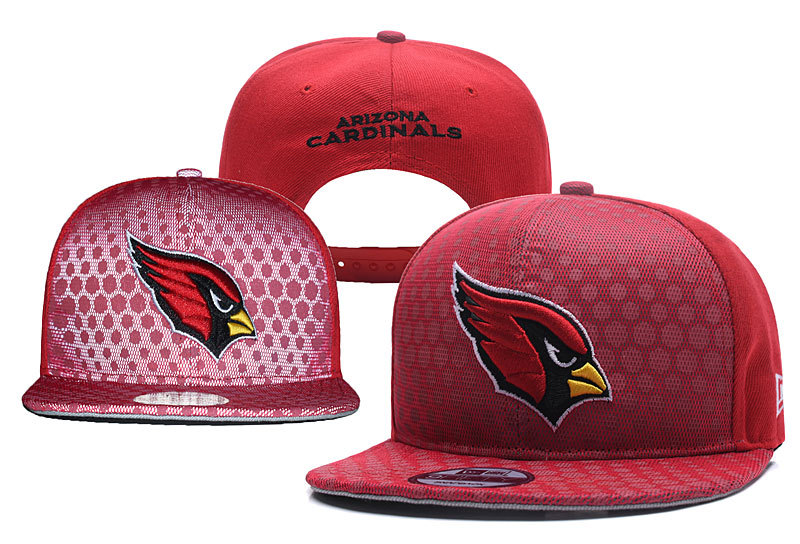 NFL Arizona Cardinals Stitched Snapback Hats 009