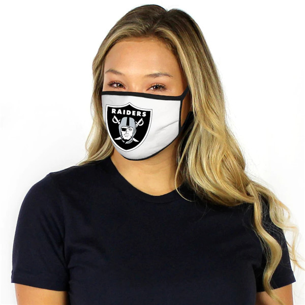 Raiders Face Mask 19016 Filter Pm2.5 (Pls check description for details)
