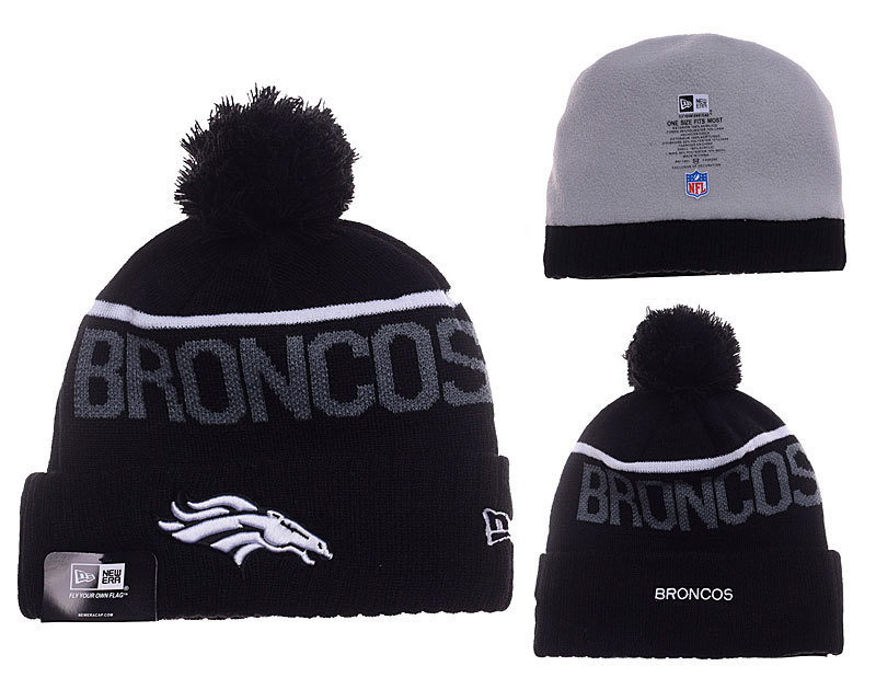 NFL Denver Broncos Stitched Knit Hats 030