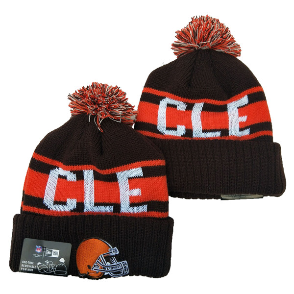 NFL Cleveland Browns Knit Hats 018