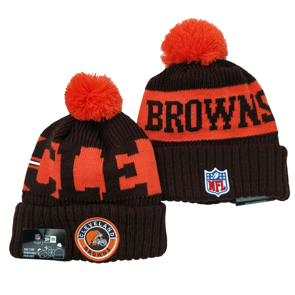 NFL Cleveland Browns Knit Hats 020