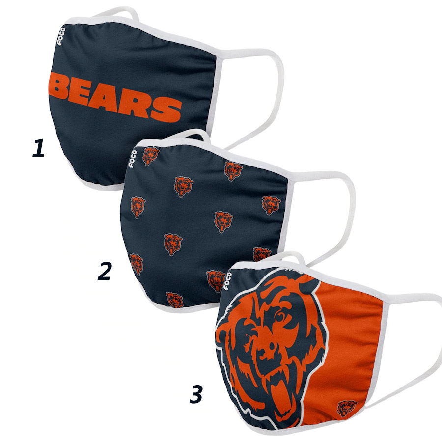 Bears Sports Face Mask 19032 Filter Pm2.5 (Pls check description for details)