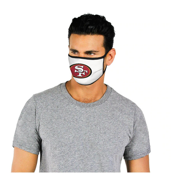 49ers Face Mask 19025 Filter Pm2.5 (Pls check description for details)