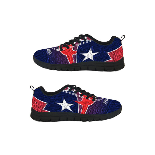Women's NFL Houston Texans Lightweight Running Shoes 007