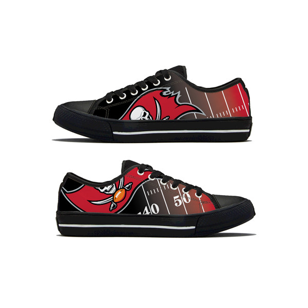 Women's NFL Tampa Bay Buccaneers Lightweight Running Shoes 010