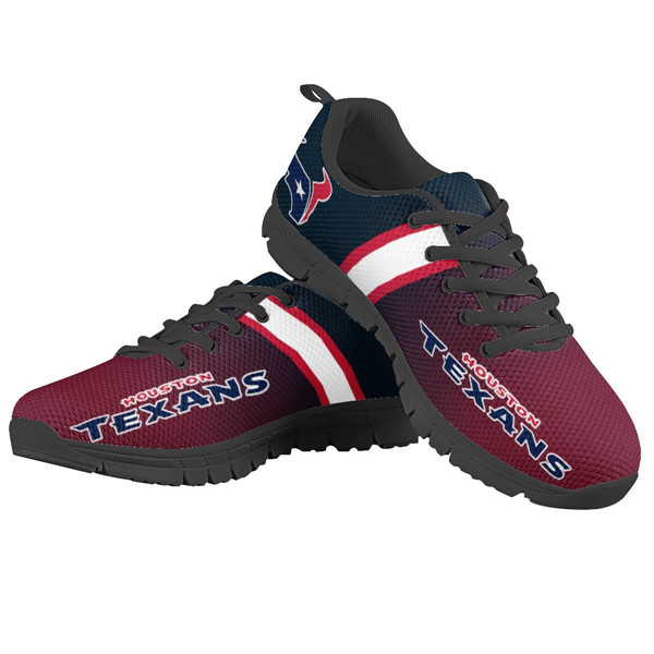Women's NFL Houston Texans Lightweight Running Shoes 010