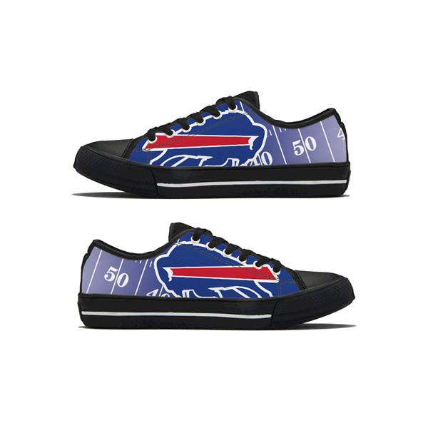 Women's NFL Buffalo Bills Lightweight Running Shoes 018