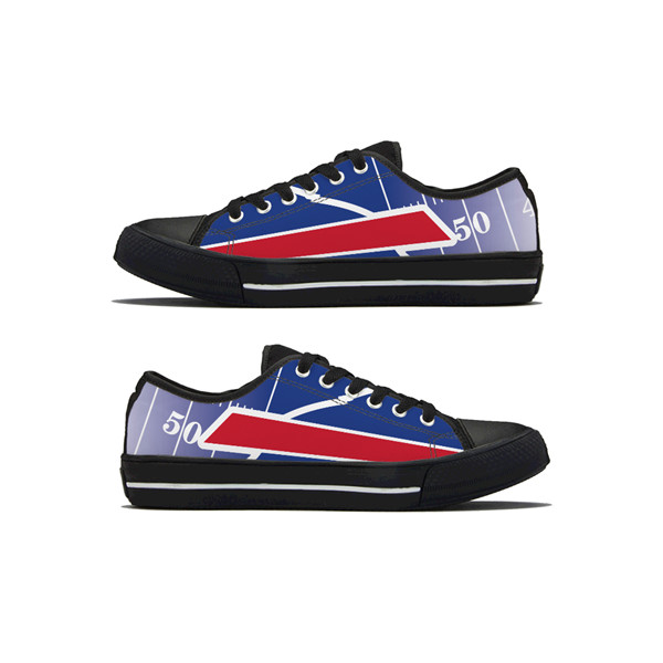Women's NFL Buffalo Bills Lightweight Running Shoes 017