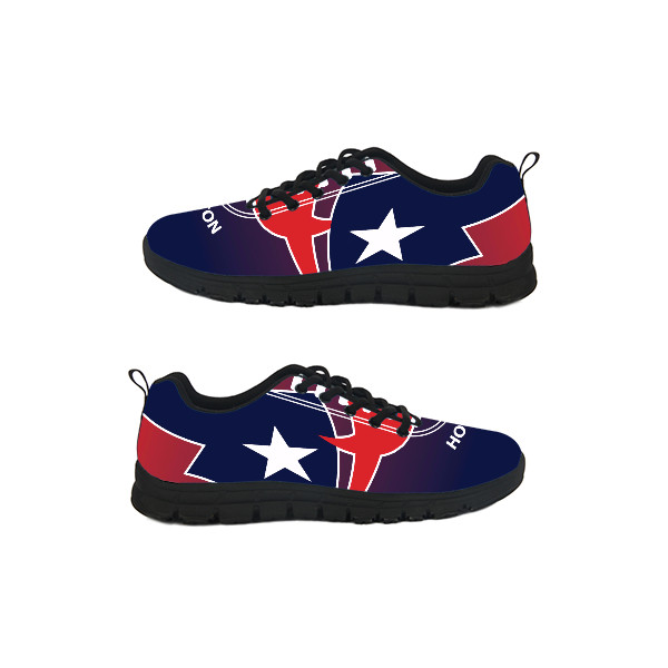 Women's NFL Houston Texans Lightweight Running Shoes 006