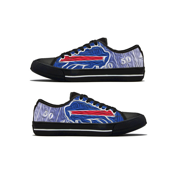 Women's NFL Buffalo Bills Lightweight Running Shoes 019