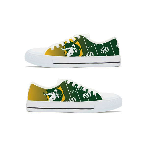 Women's NFL Green Bay Packers Lightweight Running Shoes 014