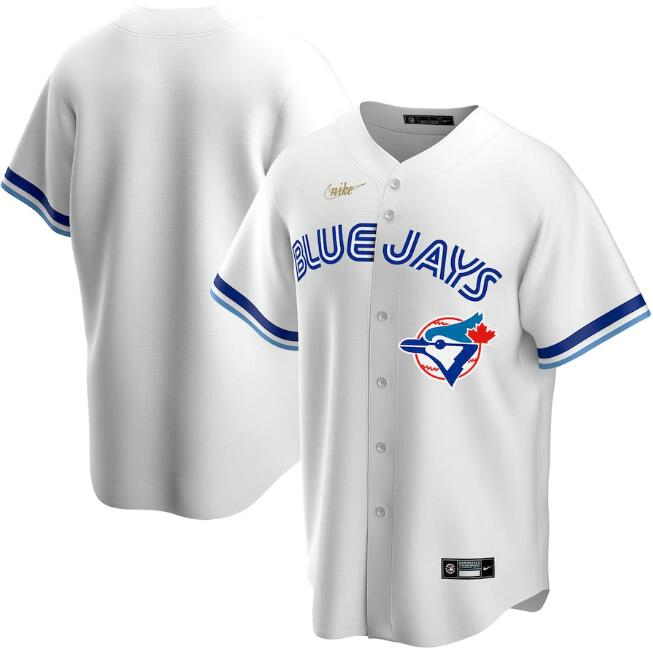 Men's Toronto Blue Jays 2020 New White Cool Base Stitched MLB Jersey
