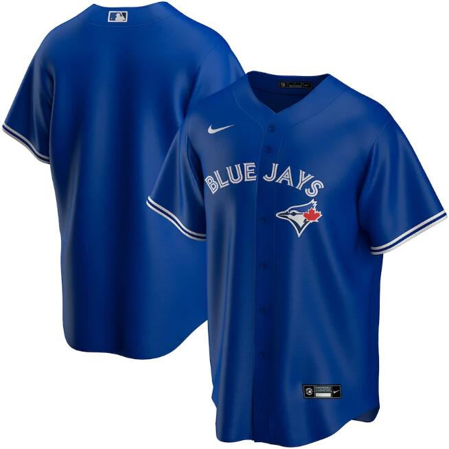 Men's Toronto Blue Jays 2020 New Blue Cool Base Stitched MLB Jersey