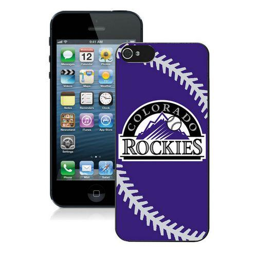 MLB Colorado Rockies IPhone 5/5S Case