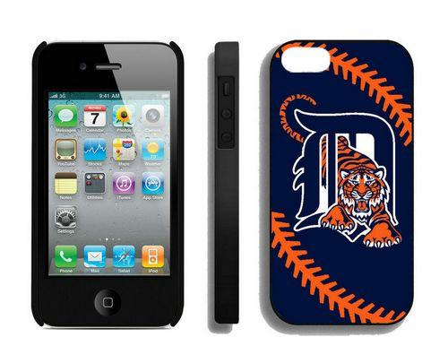 MLB Detroit Tigers IPhone 4/4S Case-001