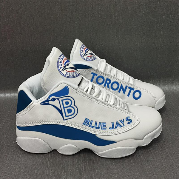 Women's Toronto Blue Jays Limited Edition JD13 Sneakers 001