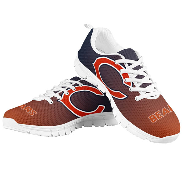 Women's NFL Chicago Bears Lightweight Running Shoes 023
