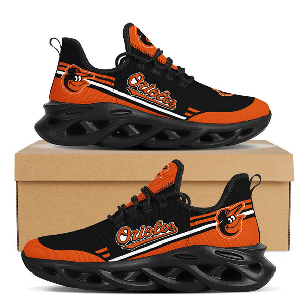 Women's Baltimore Orioles Flex Control Sneakers 001