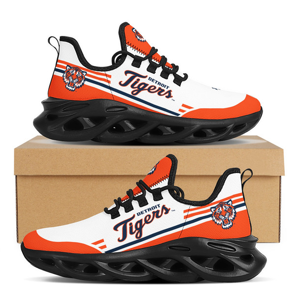 Women's Detroit Tigers Flex Control Sneakers 001