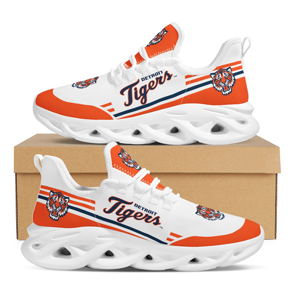 Women's Detroit Tigers Flex Control Sneakers 002