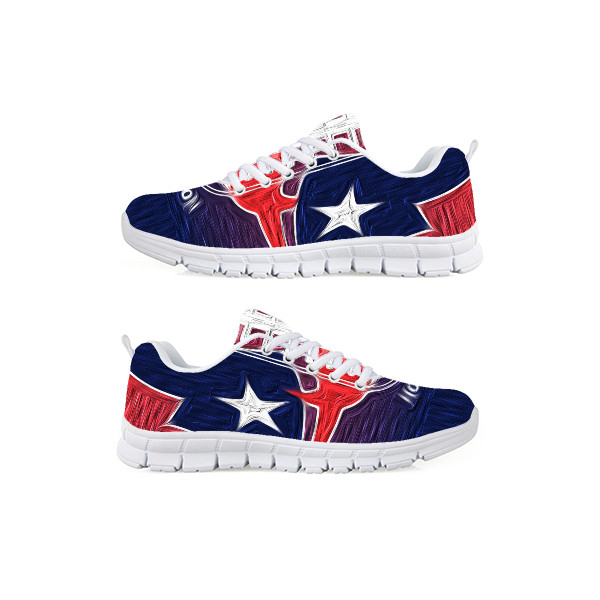 Women's NFL Houston Texans Lightweight Running Shoes 009