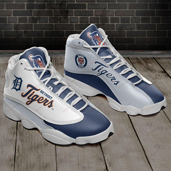 Women's Detroit Tigers Limited Edition JD13 Sneakers 001