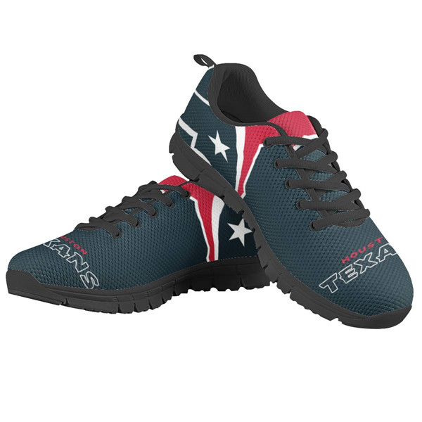 Women's NFL Houston Texans Lightweight Running Shoes 013